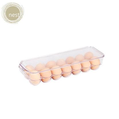 Picture of Nest Design Lab Premium Heavy duty Durable Egg Tray Refrigerator Organizer