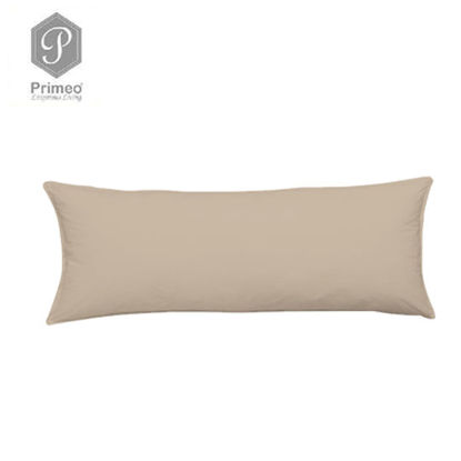 Picture of Primeo Premium Body Pillow Bedsheet Cover Standard Size 100% Cotton