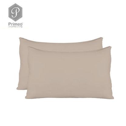 Picture of Primeo Premium 2 Pillow Case Set King Size 100% Cotton