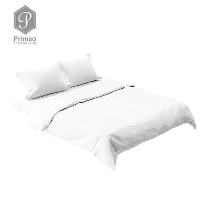 Picture of Primeo Premium Twin Duvet Bedsheet Cover 100% Cotton