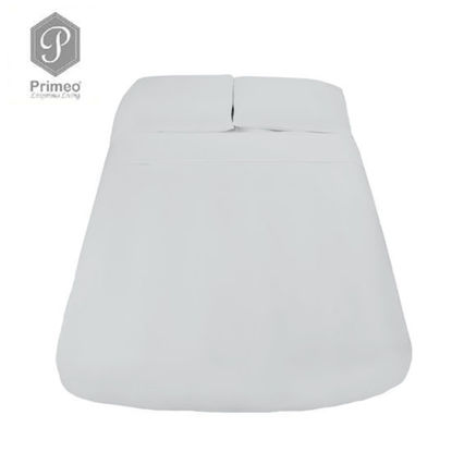 Picture of Primeo Premium King Bedsheet with 2 Pillow Case Set 100% Cotton