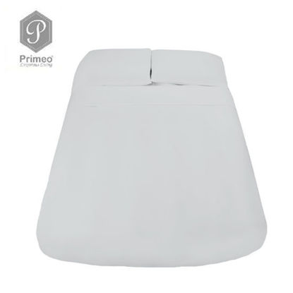Picture of Primeo Premium Full Bedsheet with 2 Pillow Case Set 100% Cotton