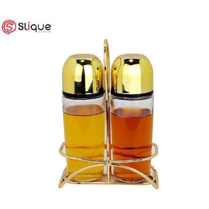Picture of Signature by SLIQUE Premium Gold Oil & Vinegar Dispenser 180ml