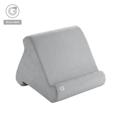Picture of Gray Label Premium Tablet Pillow Stand Memory Foam
