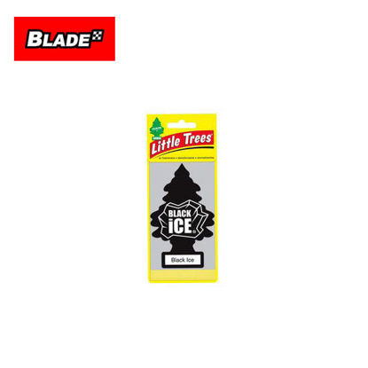 Picture of Little Trees Car Air Freshener 10155 Black Ice