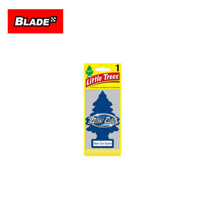 Picture of Little Trees Car Air Freshener 10189 New Car