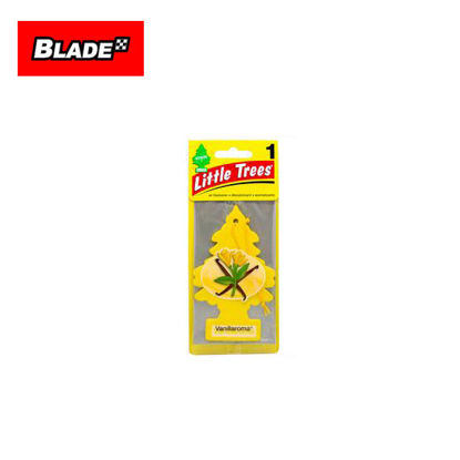 Picture of Little Trees Car Air Freshener 10105 Vanillaroma - Little Hanging Tree Provides Long Lasting Scent for Auto or Home