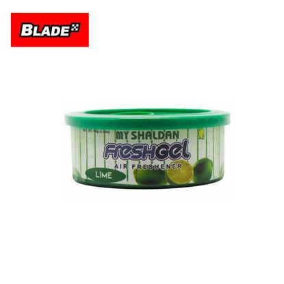 Picture of My Shaldan Freshgel Air Freshener (Lime) 60g