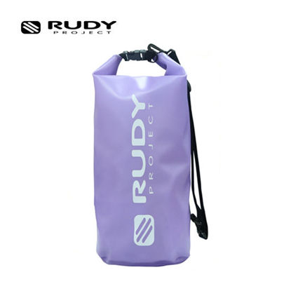 Picture of Rudy Project Canna Waterproof Cylinder Bag 14.28L Lavender (Large)