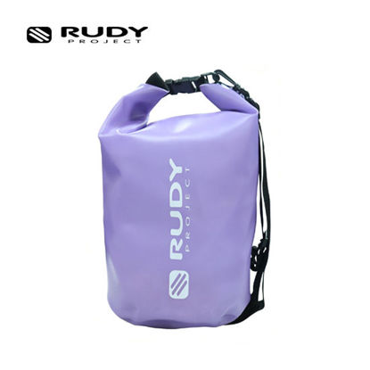 Picture of Rudy Project Canna Waterproof Cylinder Bag 9.5L Lavender (Medium)