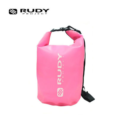 Picture of Rudy Project Canna Waterproof Cylinder Bag 9.5L Pink (Medium)