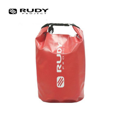 Picture of Rudy Project Canna 9.5L Waterproof Bag Red