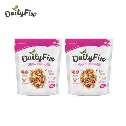 Picture of DailyFix Strawberry And Yogurt 350g x 2's