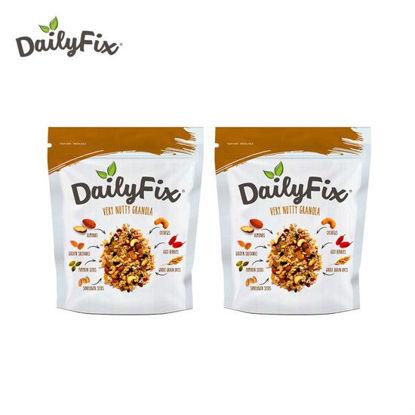 Picture of DailyFix Very Nutty Granola 350g x 2's