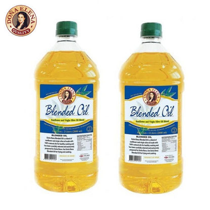 Picture of Doña Elena Blended Oil 2L x 2