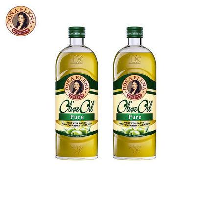 Picture of Doña Elena Pure Olive Oil 1L x 2