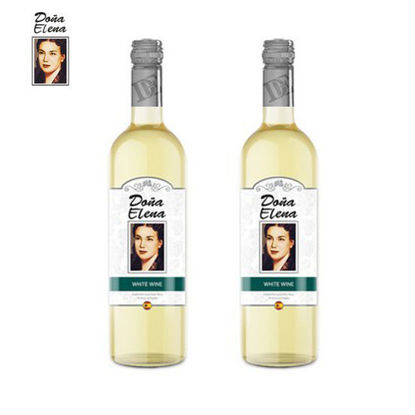 Picture of Doña Elena White Wine 2 Bottles