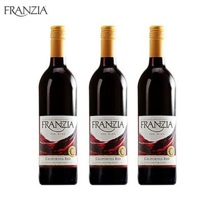 Picture of Franzia California Red 750ml x 3