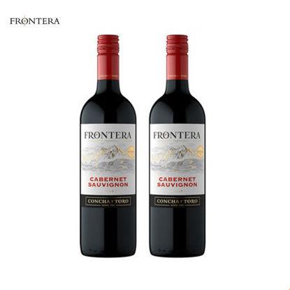 Picture of Frontera Cabernet Sauvignon 750 ml x 2