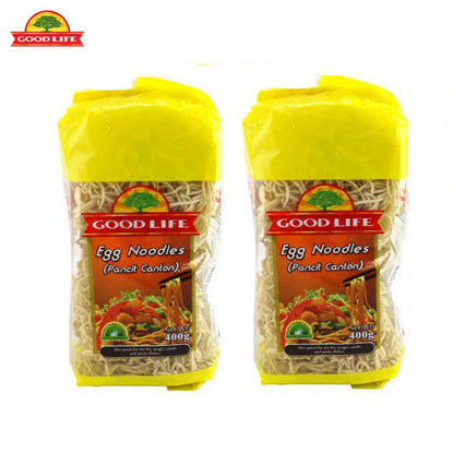 Picture of Good Life Egg Noodles 400g x 2