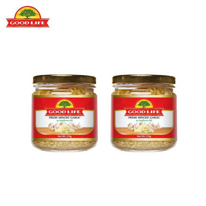 Picture of Good Life Minced Garlic 215g x 2