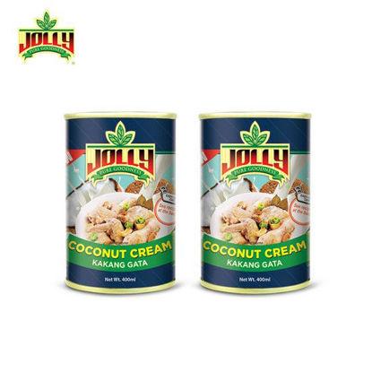 Picture of Jolly Coconut Cream 400ml x 2