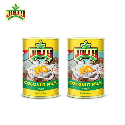 Picture of Jolly Coconut Milk 400ml x 2