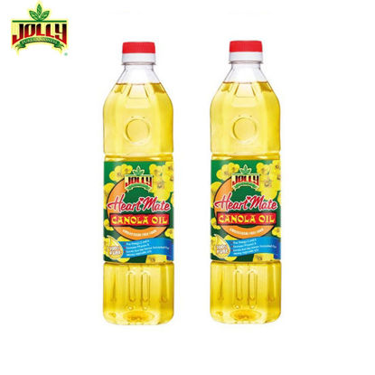 Picture of Jolly Heart Mate Canola Oil Duo Pack 1L
