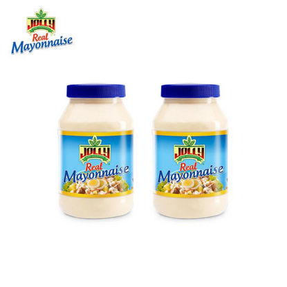 Picture of Jolly Real Mayonnaise 30oz x 2