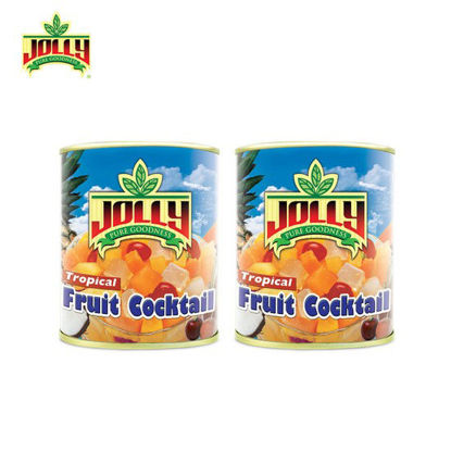 Picture of Jolly Tropical Fruit Cocktail 850g x 2