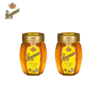 Picture of Langnese Golden Clear Honey 1000g x 2