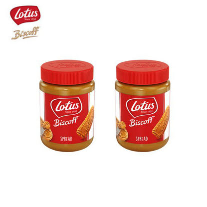 Picture of Lotus Biscoff Smooth Spread 400g x 2