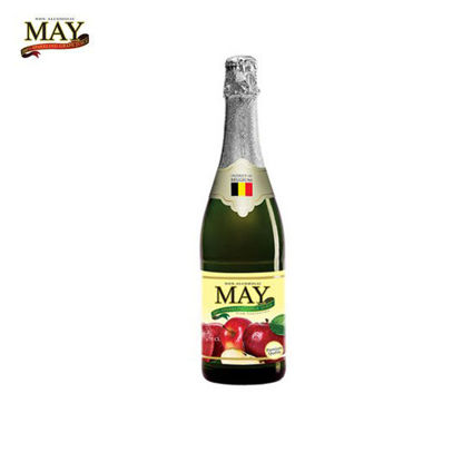 Picture of May Sparkling Apple Juice 750ml
