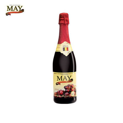 Picture of May Sparkling Red Grape Juice 750ml