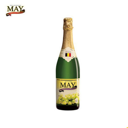 Picture of May Sparkling White Grape Juice 750ml