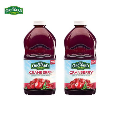 Picture of Old Orchard Cranberry Juice Cocktail 64oz x 2