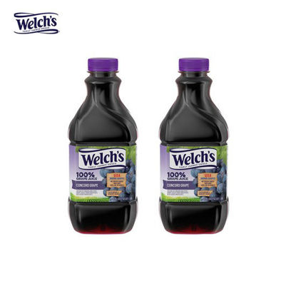 Picture of Welch's Grape Juice Purple 46oz x 2