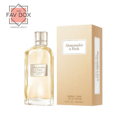 Picture of Abercrombie & Fitch First Instinct Sheer for Her 100ml