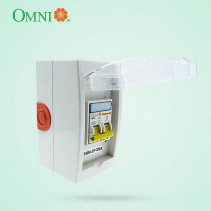 Picture of Omni Mini Safety Breaker 25A