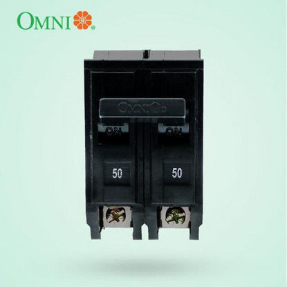 Picture of Omni Plug-in Circuit Breaker 2 Pole 60A