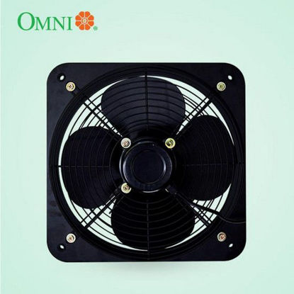 Picture of Omni Industrial Wall Mounted Exhaust Fan with Grille 14 inches