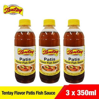 Picture of Tentay Patis Flavor Fish Sauce 350ml PET x 3