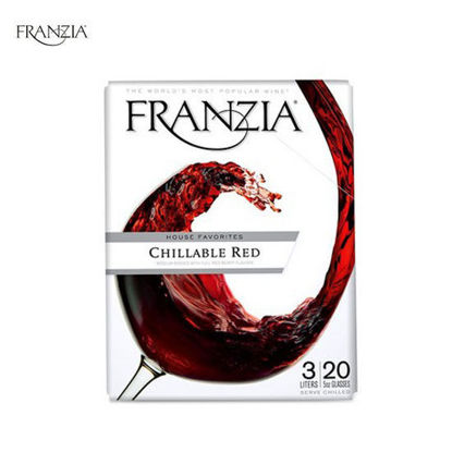Picture of Franzia Chillable Red 3L