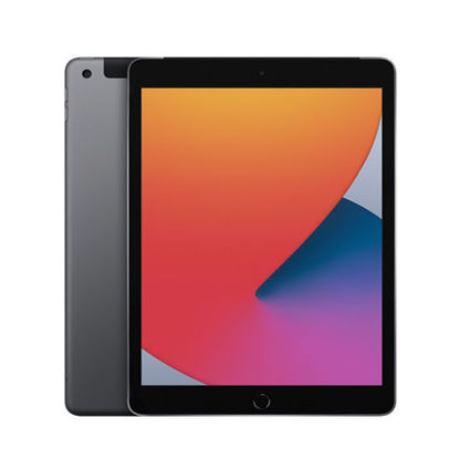 Picture of 10.2-inch iPad Wi-Fi + Cellular 128GB - Space Grey (2019, 7th gen)