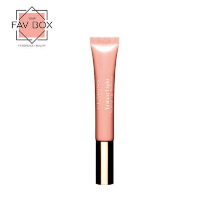 Picture of Clarins Instant Light Natural Lip Perfector 04 Petal Shimmer 12ml