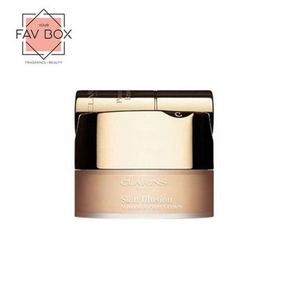Picture of Clarins Skin Illusion Loose Powder Foundation 110 Honey 13g