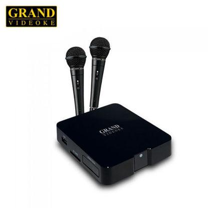 Picture of Grand Videoke Microphone TKR-341MP Plus Rhapsody Plus