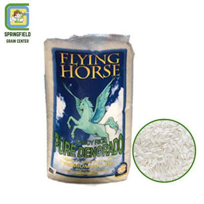 Picture of Springfield Flying Horse Pure Denorado Rice 25kg