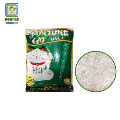 Picture of Springfield Fortune Cat Sinandomeng Rice 5kg