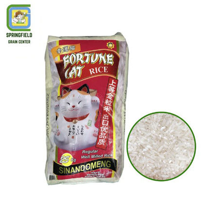 Picture of Springfield Fortune Cat Sinandomeng Rice 25kg
